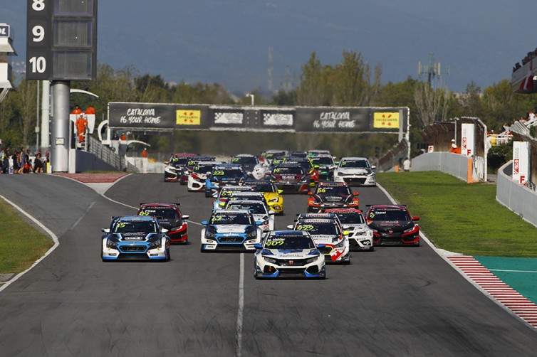 Competitors of TCR Ibérico to join at Barcelona