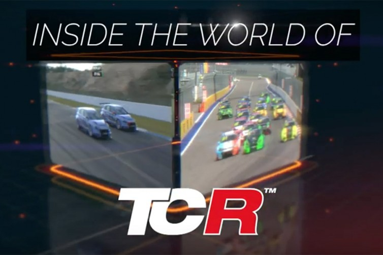 'Inside the World of TCR' episode #12