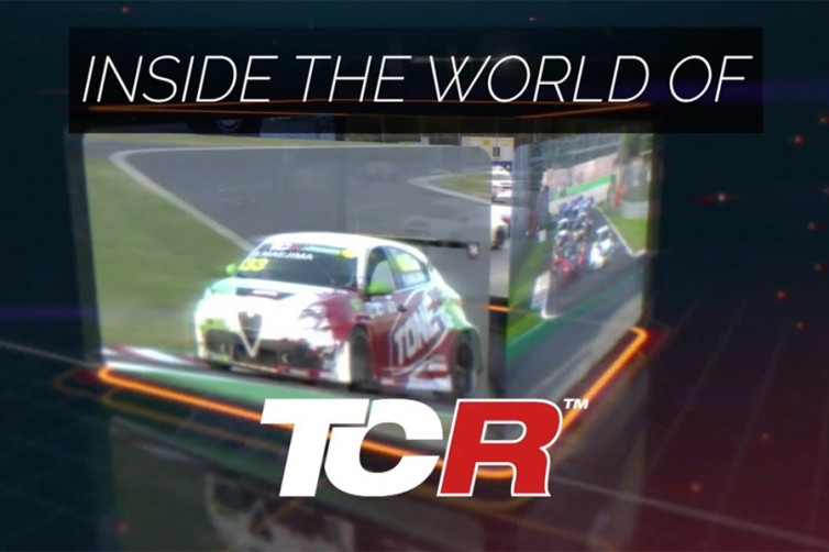 'Inside the World of TCR' episode #13