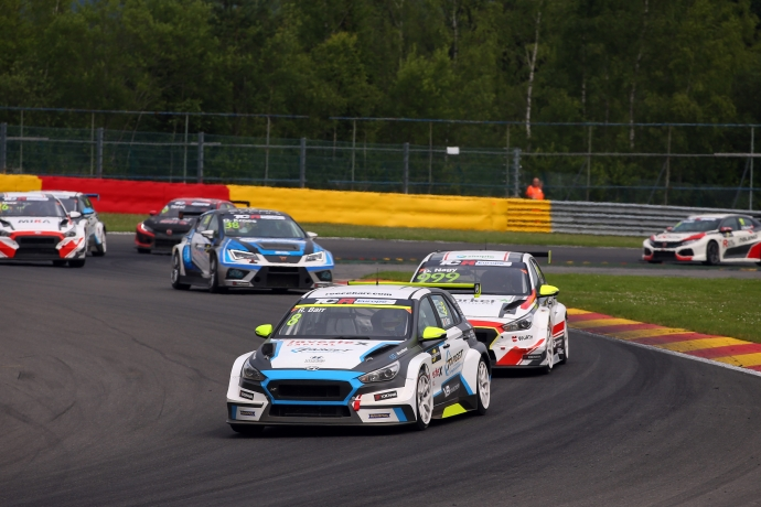 2018-2018 Spa Race 2---2018 TCR Europe Spa R2, 08 Reece Barr_119