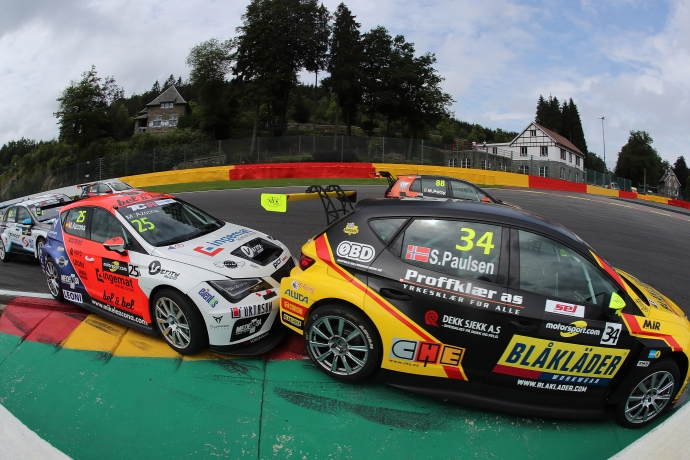 2018-2018 Spa Race 2---2018 TCR Europe Spa R2, 25 Mikel Azcona_248