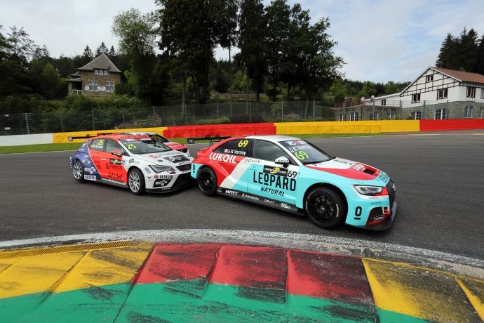 2018-2018 Spa Race 2---2018 TCR Europe Spa R2, 69 Jean-Karl Vernay_230