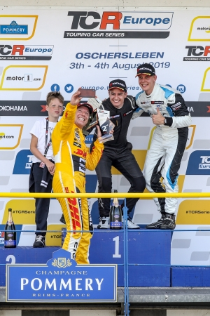 2019-2019 Oschersleben Race 2---2019 TCR EUR Oschersleben Race 2, podium_88