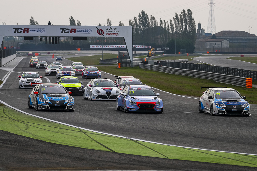 2017 Adria Race 1