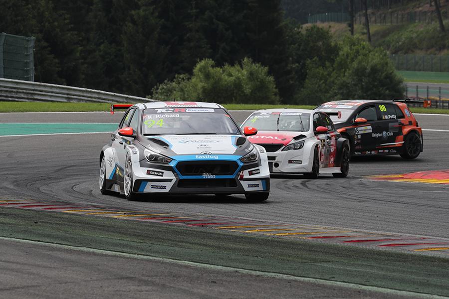 2018 Spa Race 2