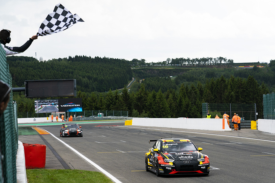 2019 Spa-Francorchamps Race 1