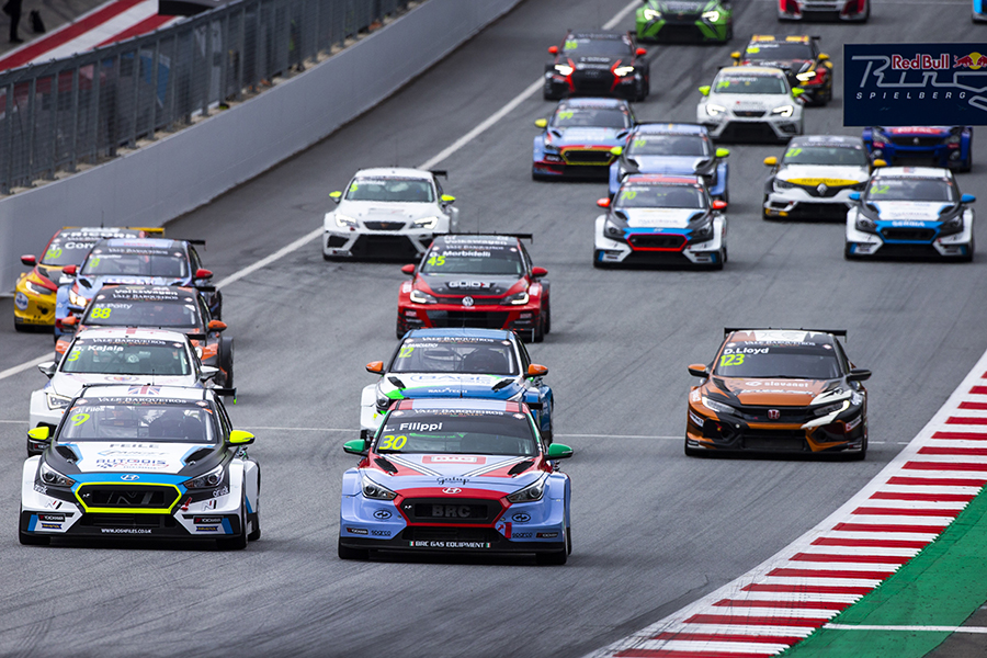 2019 Red Bull Ring Race 1