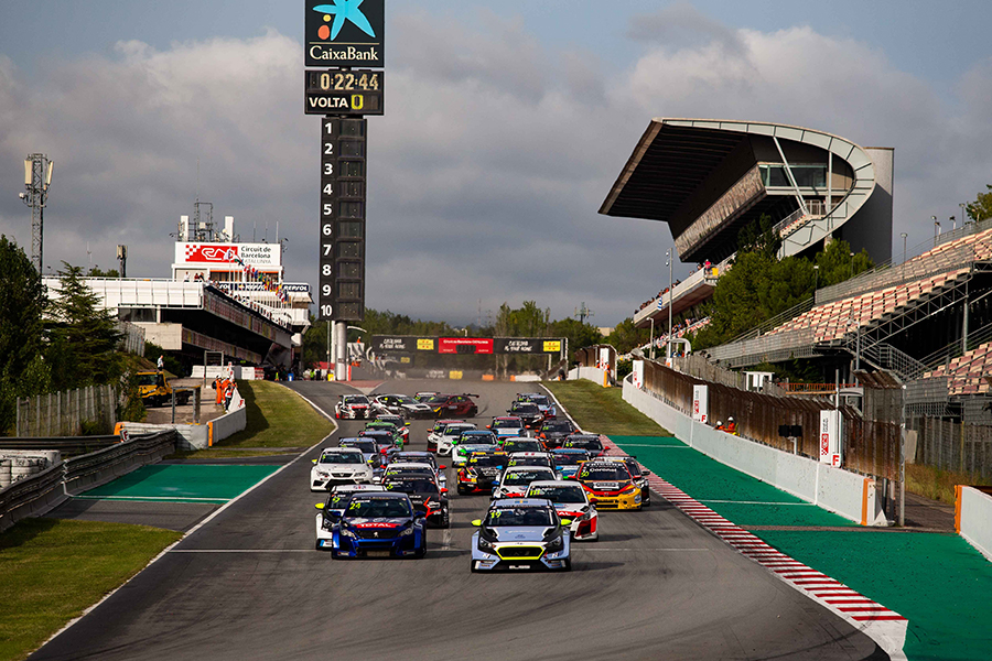 2019 Barcelona Race 1