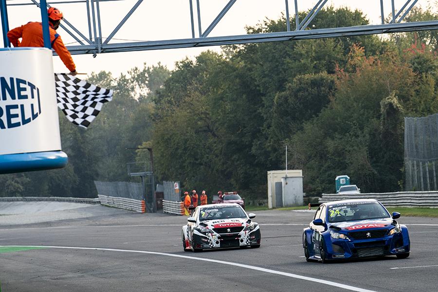 2019 Monza Race 1