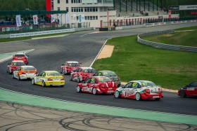 Smolensk Ring hosts the TCR Trophy Europe