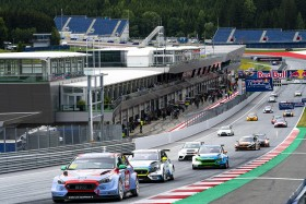 The TCR Europe Series increases Qualifying points