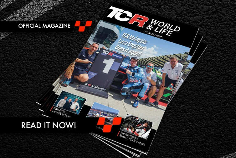 TCR World & Life – A new issue is online !