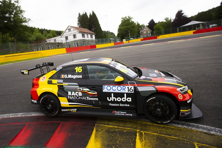 Comtoyou Racing to run four Audi RS 3 LMS cars