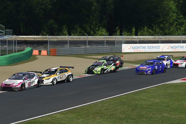 Jimmy Clairet and Al-Khelaifi inherited Monza wins