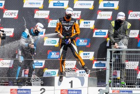 Slovakiaring Race 1: Quotes from the podium finishers