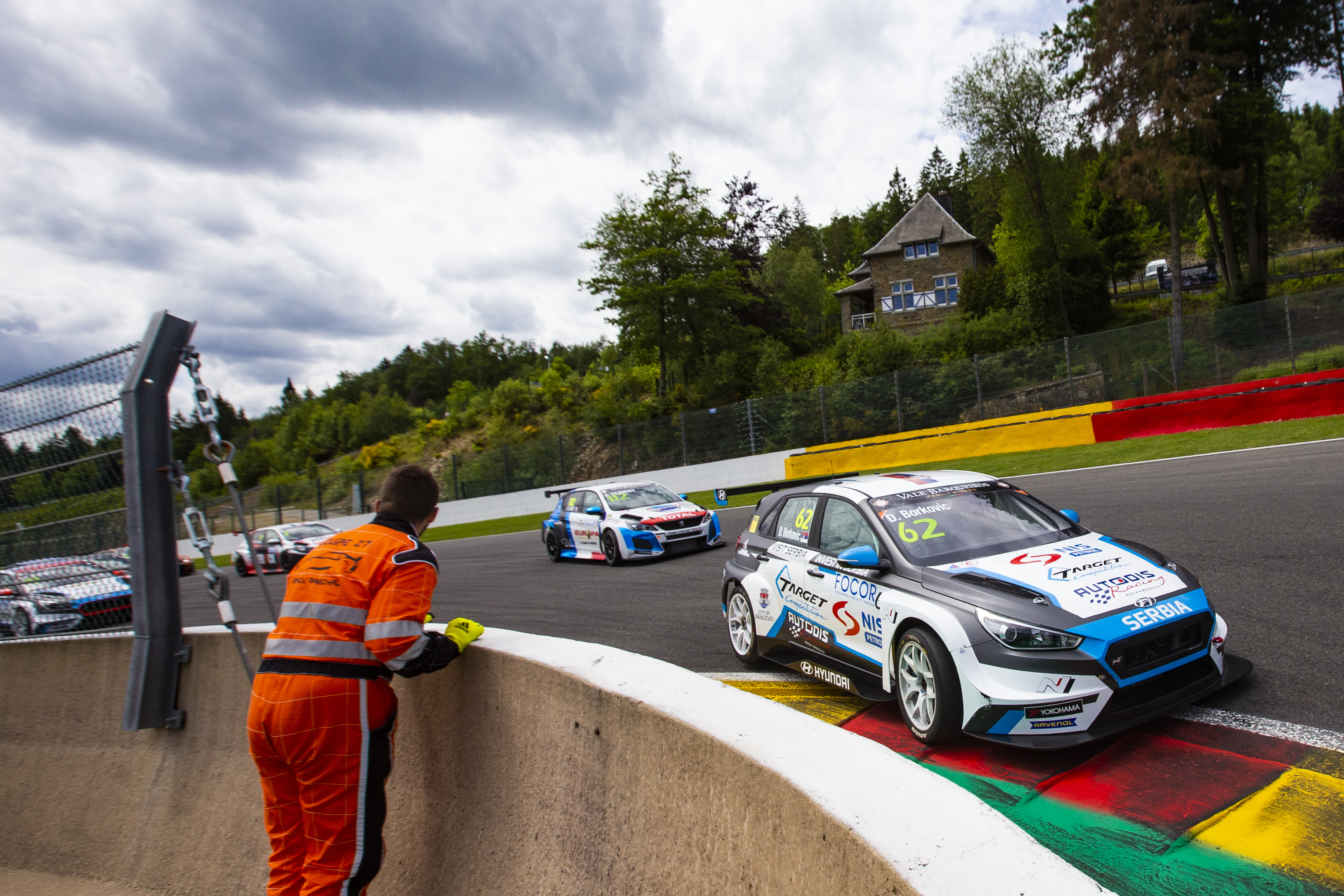 2019 Spa-Francorchamps Race 2