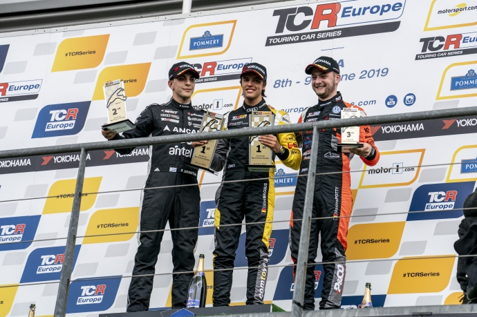 2019-2019 Spa-Francorchamps Race 1---2019 EUR Spa R1, podium