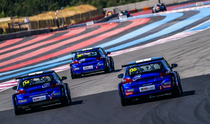2020-2020 Le Castellet Friday---2020_TCR Europe_Castellet_Practice, 06 Jean-Laurent Navarro_23