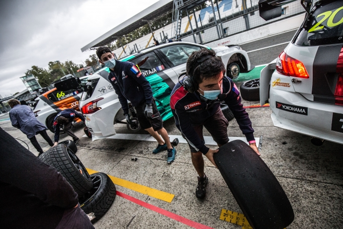 2020-2020 Monza Friday---2020_TCR Europe_Monza_Pitlane, _64