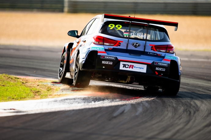 2020-2020 Zolder Qualifying---2020_TCR Europe_Zolder_Qualifying, 99 Daniel Nagy_98