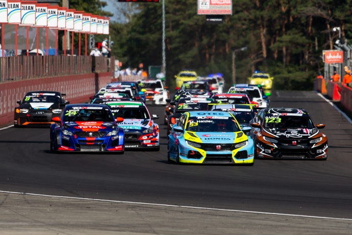 2020-2020 Zolder Race 2---2020_TCR Europe_Zolder_Race 2, start_62