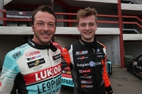 2018-2018 Spa Qualifying---2018 TCR Europe Spa, 69 Jean-Karl Vernay-88 Maxime Potty
