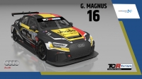 2020-2020 SIM Racing cars---2020 TCR Europe SIM cars new bis, 16 Gilles Magnus