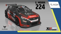 2020-2020 SIM Racing cars---2020 TCR Europe SIM cars new bis, 224 Gustavo Moura