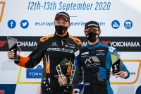 2020-2020 Zolder Race 1---2020_TCR Europe_Zolder_Race 1, podium Martin Ryba and Nicolas Baert_21