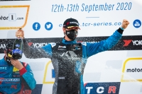 2020-2020 Zolder Race 1---2020_TCR Europe_Zolder_Race 1, podium Nicolas Baert_17
