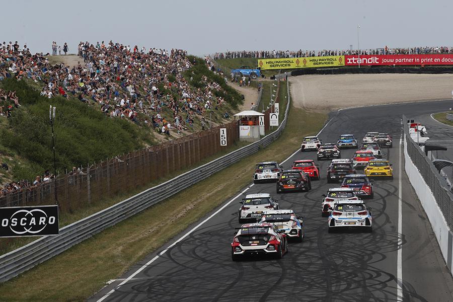 2018 Zandvoort Race 2
