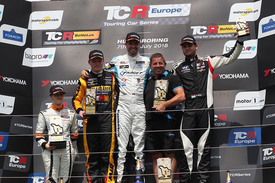 2018 Hungaroring Race 1