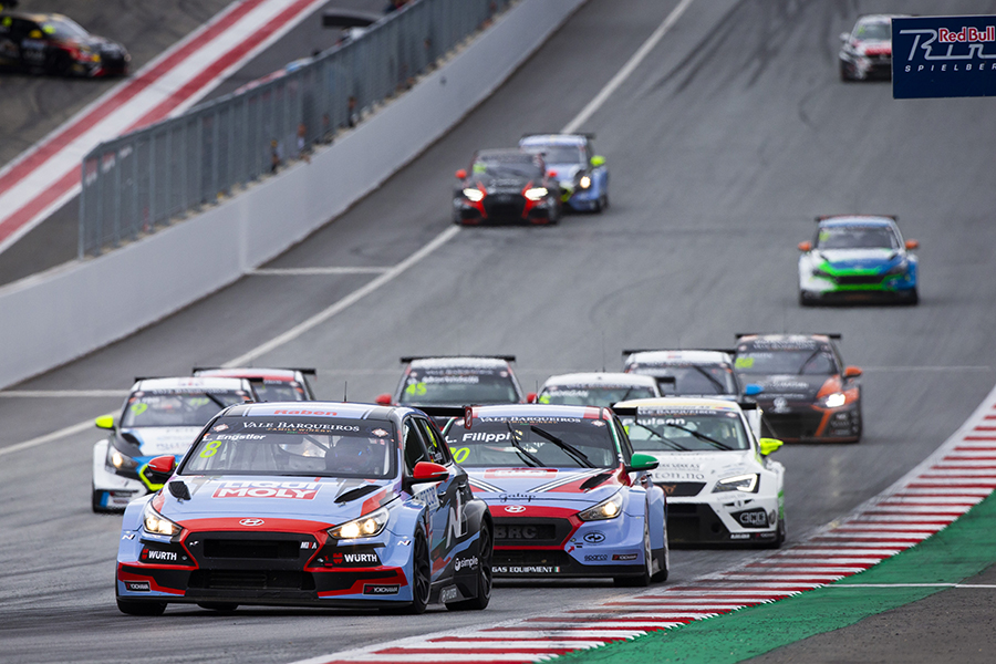 2019 Red Bull Ring Race 2