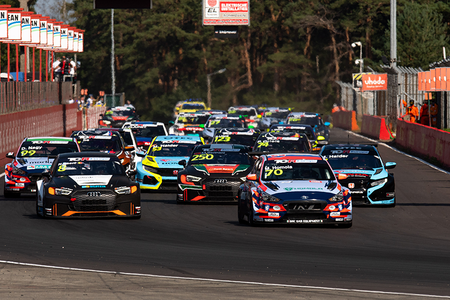 2020 Zolder Race 1