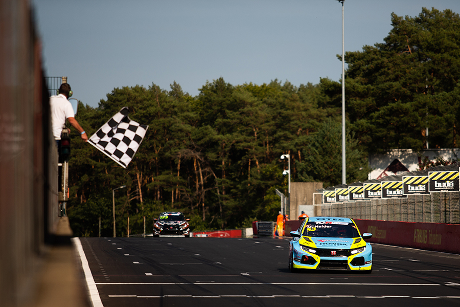 2020 Zolder Race 2
