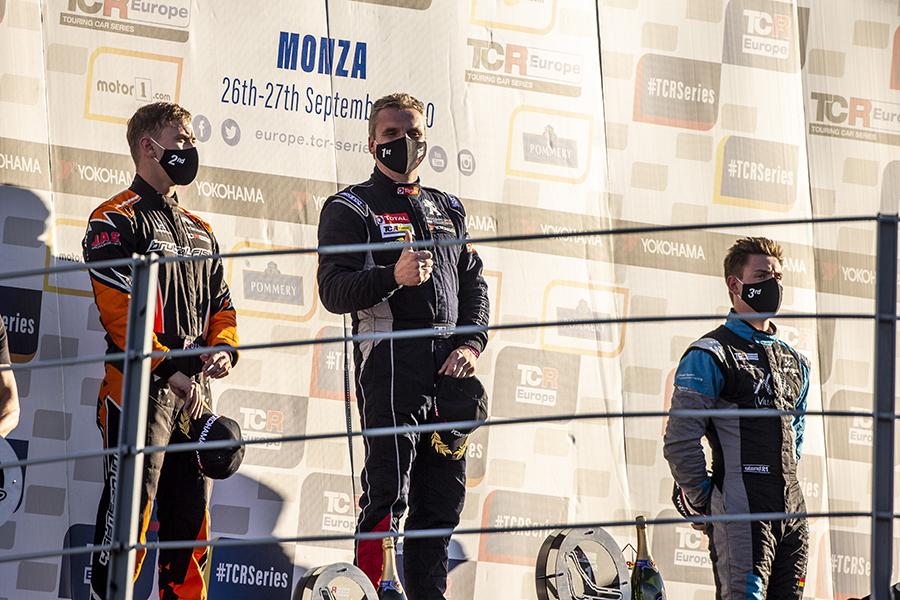 2020 Monza Race 1