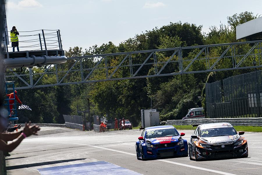 2020 Monza Race 2