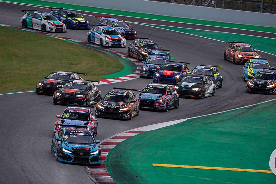 2020 Barcelona Race 1