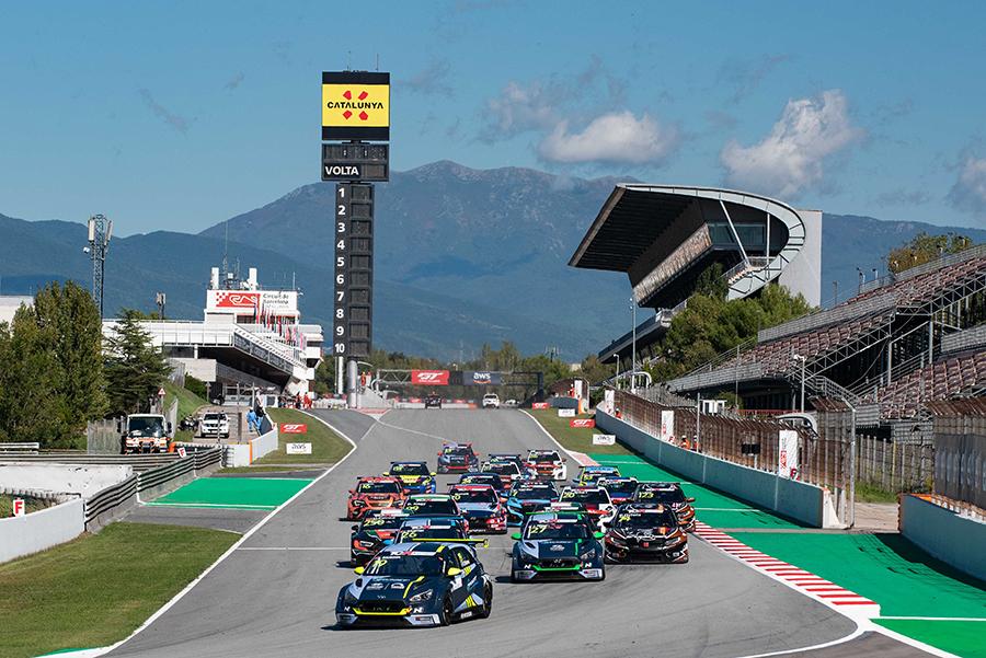 2020 Barcelona Race 2