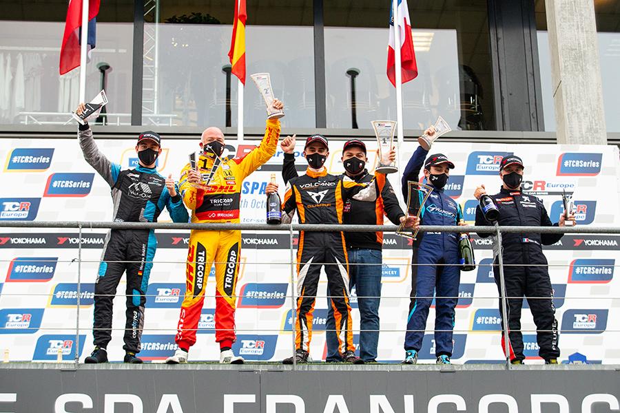 2020 Spa-Francorchamps Race 2