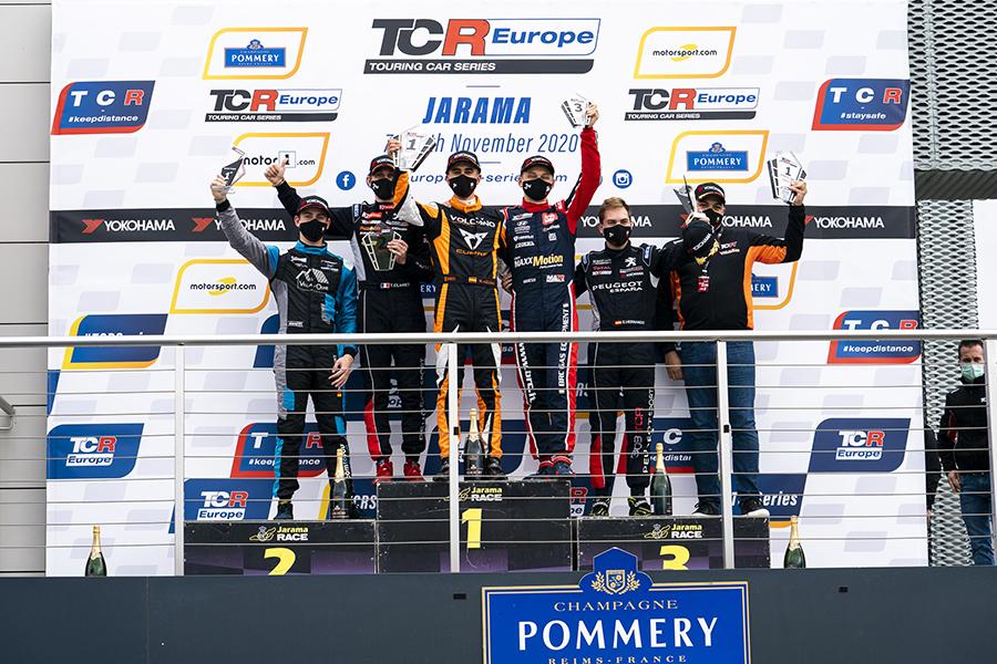 2020 Jarama Race 1
