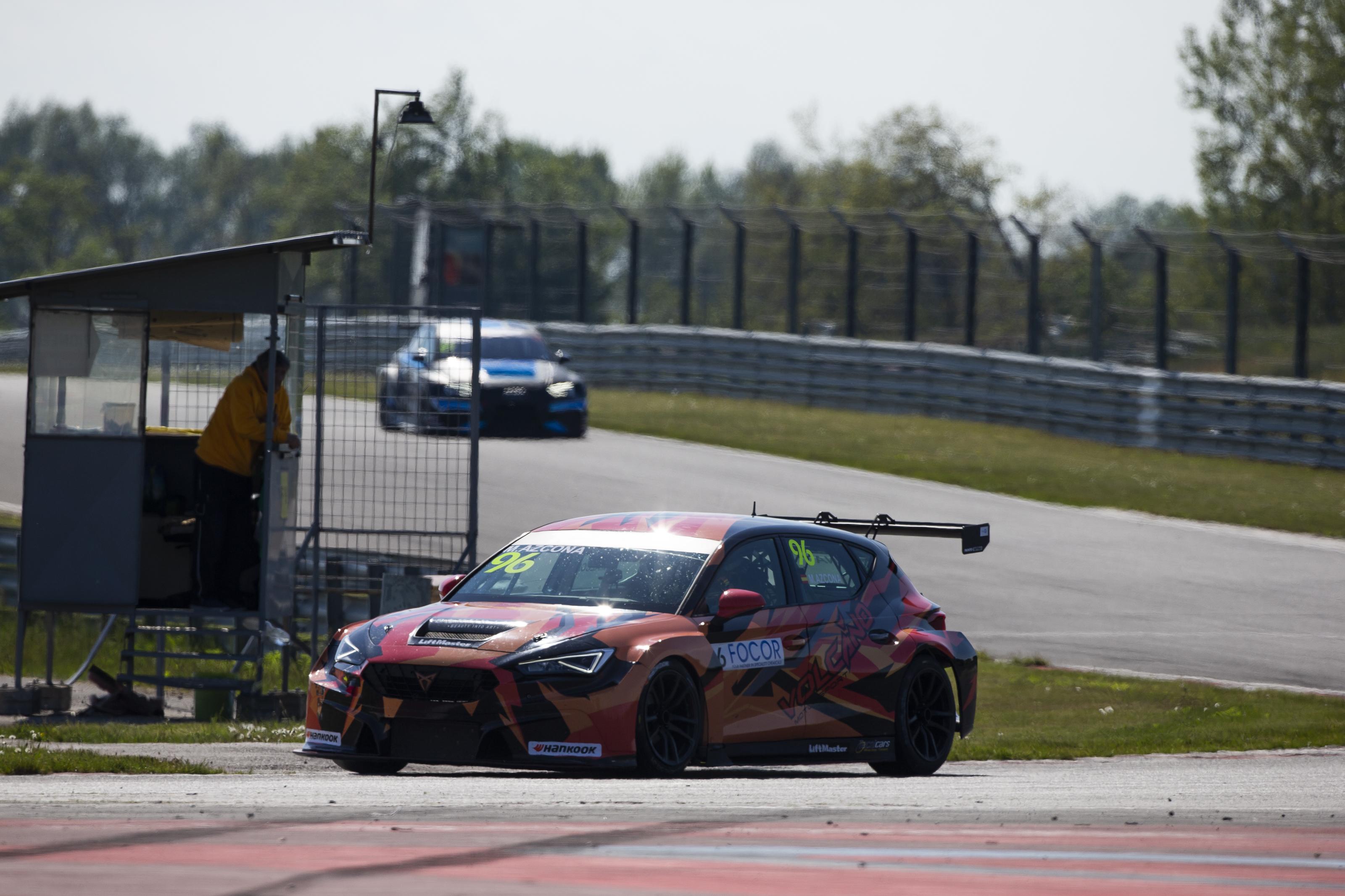 2021 Slovakiaring Race 1