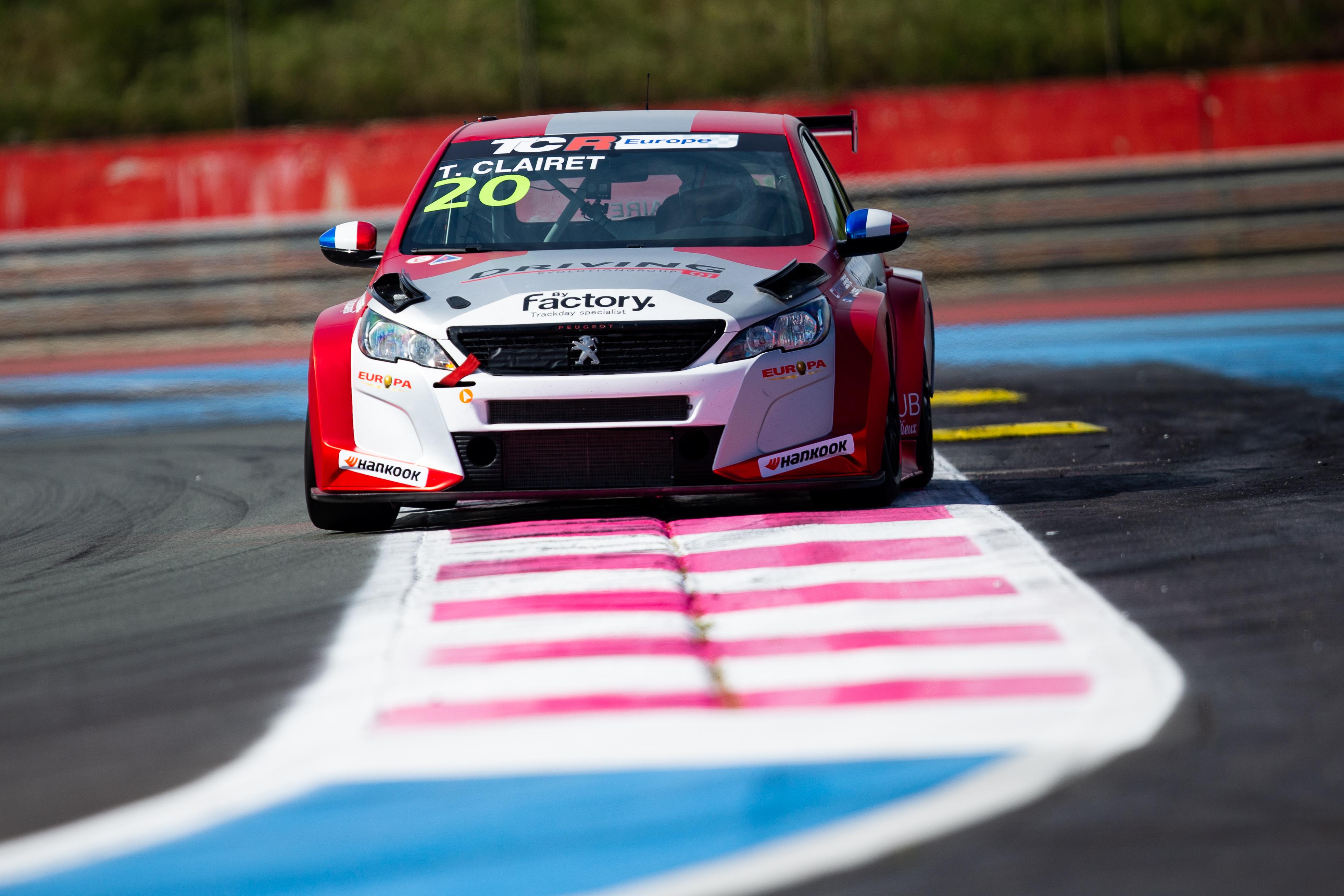 2021 Le Castellet Qualifying