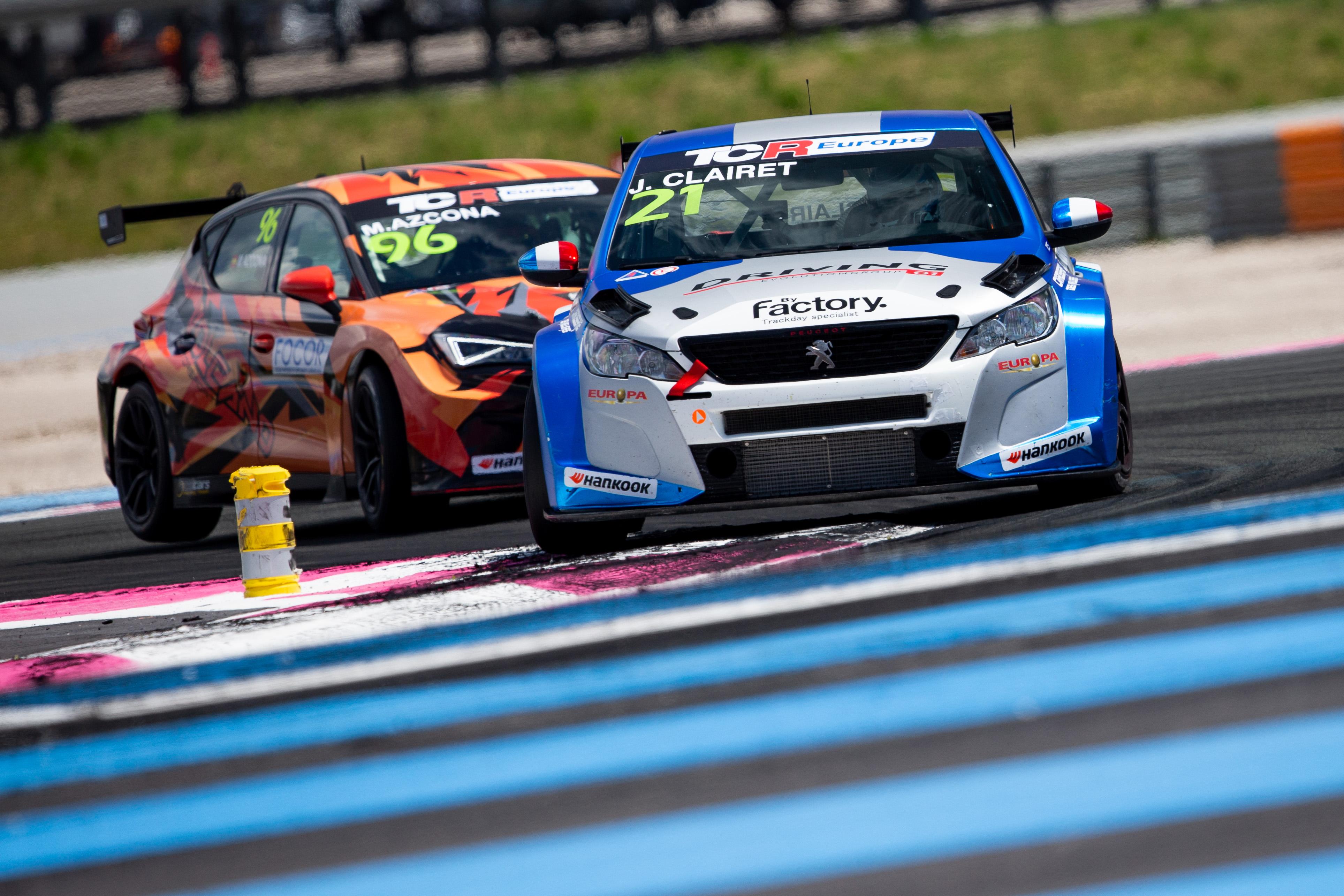 2021 Le Castellet Race 2