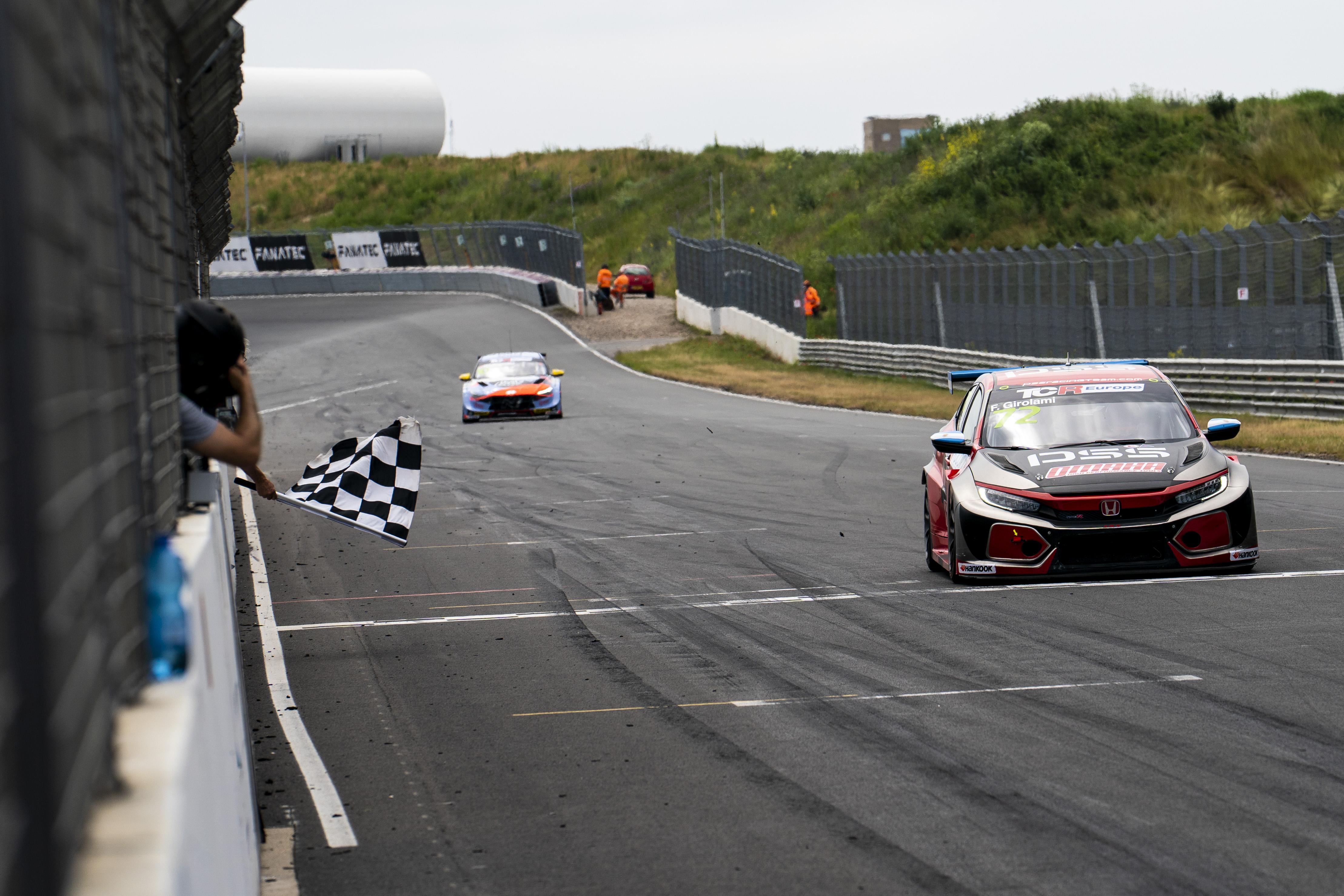 2021 Zandvoort Race 2