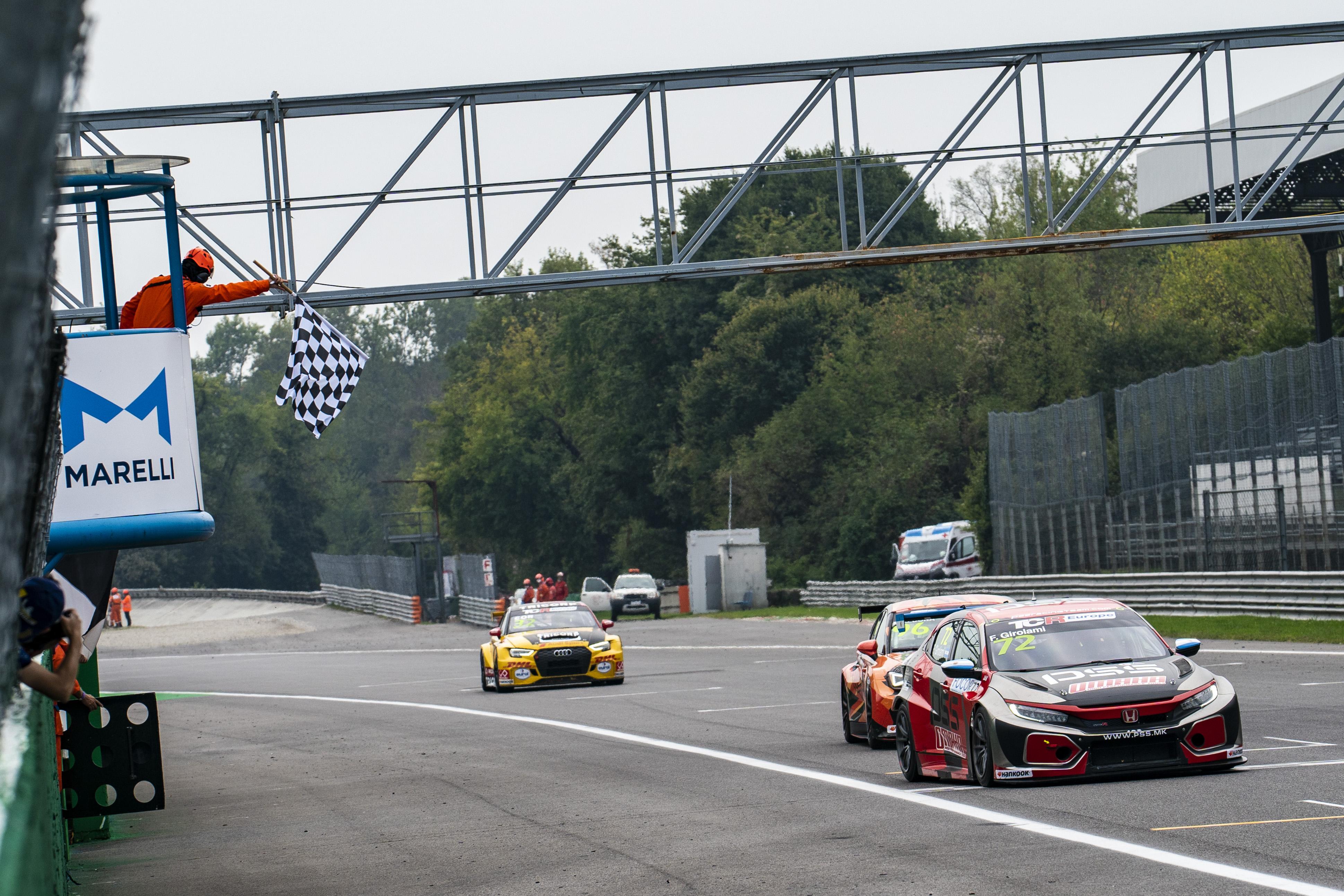 2021 Monza Race 1